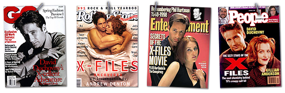The X-Files Magazines