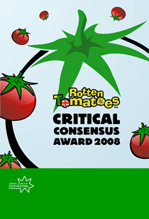 The Rotten Tomatoes Critical Consensus Award 2008