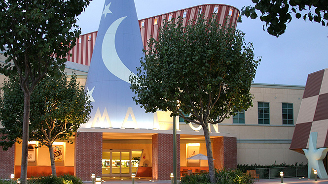 Disney Animation Studio Tour Burbank
