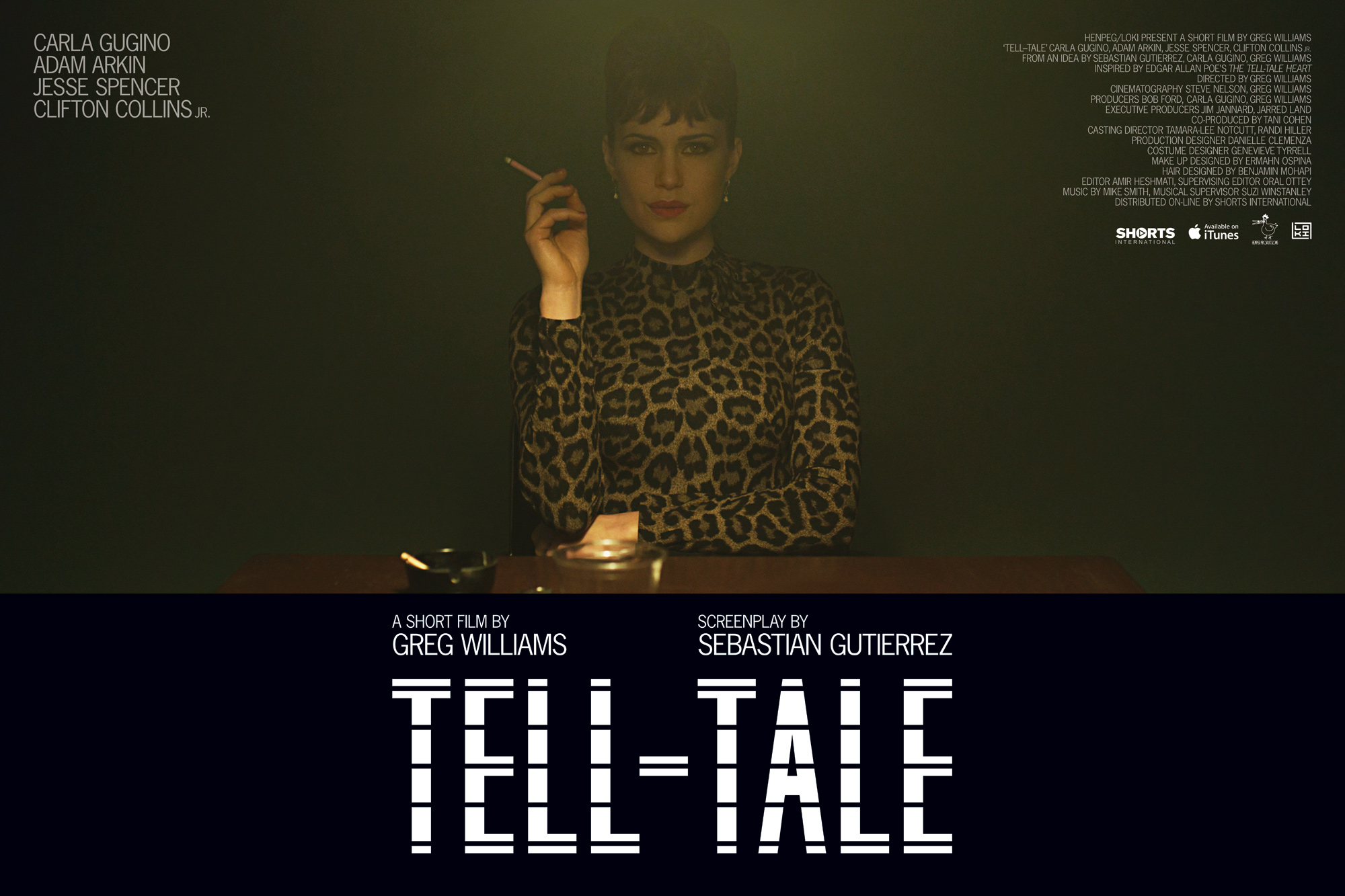 Movie the tell tale